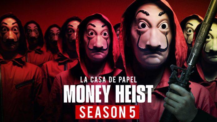 'Money Heist' Season 5 Shoot Wraps For Netflix