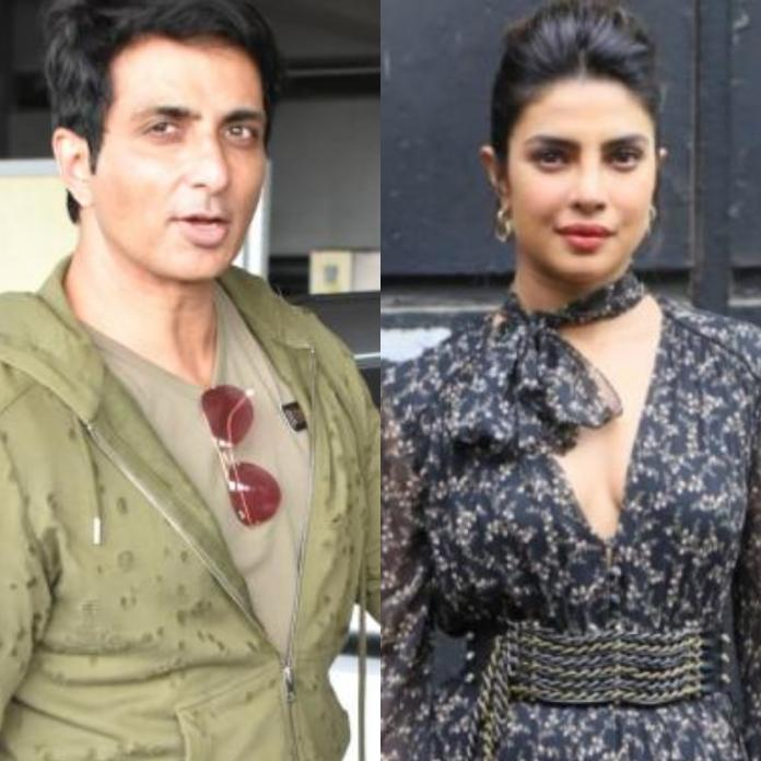 Priyanka Chopra ,Sonu Sood Desire Free Education for Kids Whose Either Parent Died Of Covid 19.