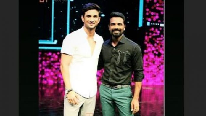 """Remo D'Souza remember """"Sushant singh Rajput telling him to do a dance film together."""