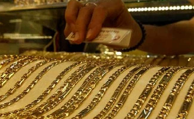 Gold and silver prices edged higher in Indian markets after a steep fall in the previous session.