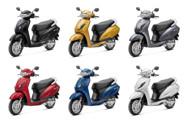 Ola Electric scooter will be available in 10 colours. What's your favourite one?