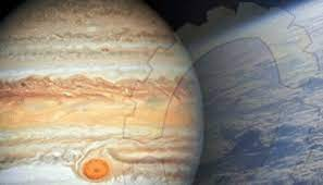 Hubble has found strong evidence of water vapor on Jupitor's Moon Ganymede.