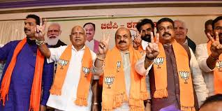 Basavaraj Bommai was announced as the next Karnataka Chief Minister.