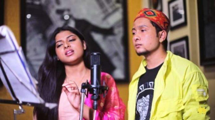 Indian Idol 12: Pawandeep Singh-Arunita kanjilal's first song
