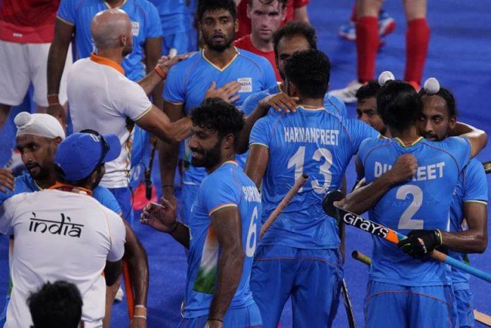 Tokyo Olympics 2021: India lost to Belgium in the men's hockey semi-final.