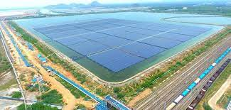 BHEL has successfully commissioned India's largest Floating Solar PV plant.